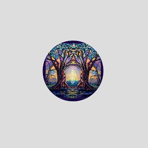 TREE SPIRIT Mini Button