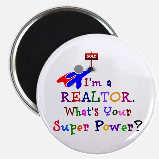 Realtor Super Power Magnet