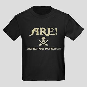 Are! II Kids Dark T-Shirt
