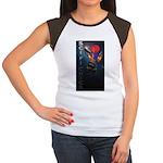 Sci Fi Chick Full Cap Sleeve T-Shirt