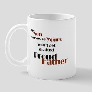 mysonfather Mugs