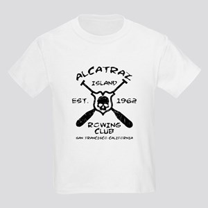 ALCATRAZ ISLAND ROWING TEAM-EST. 1962 T-Shirt