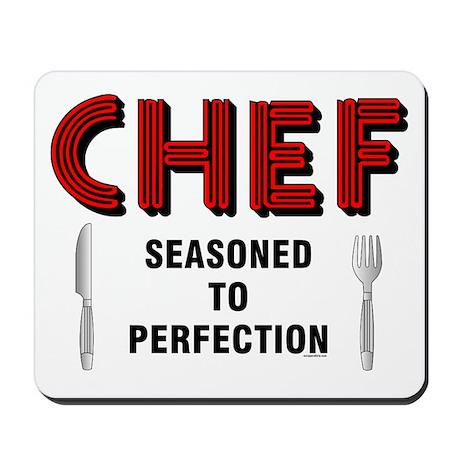 Chef Horizontal Image Mousepad