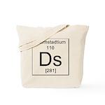 110. Darmstadtium Tote Bag