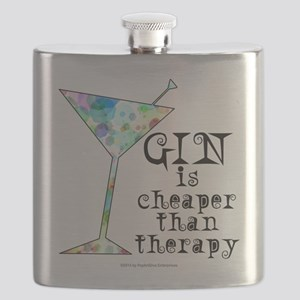 GIN is cheaper than therapy Flask