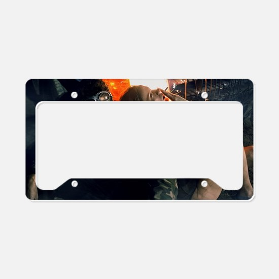MADMAXXXED License Plate Holder
