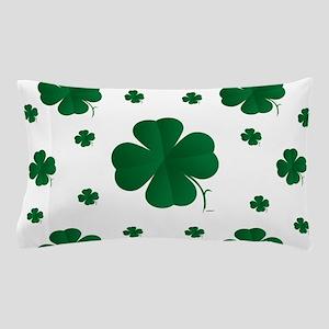 Shamrocks Multi Pillow Case
