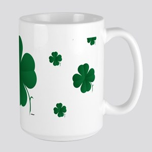 Shamrocks Multi Large Mug