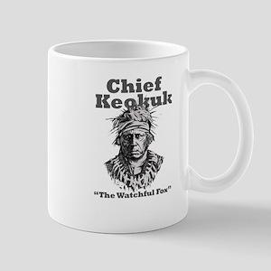 Chief Keokuk Mugs