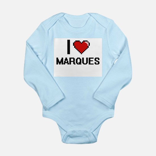 I Love Marques Body Suit