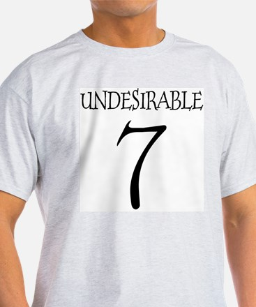 Undesirable No. 7 T-Shirt