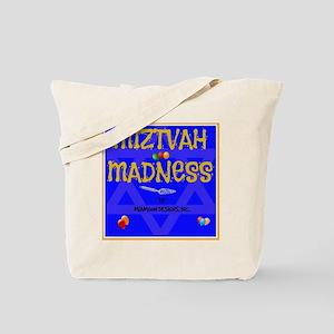 MITZVAH MADNESS Tote Bag