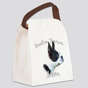 BostonMom Canvas Lunch Bag