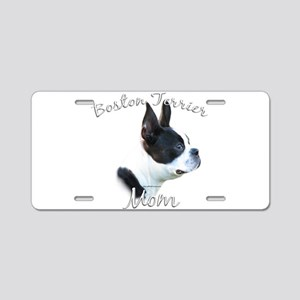 BostonMom Aluminum License Plate