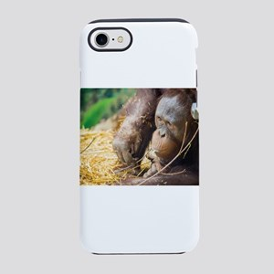 Orangutan I iPhone 7 Tough Case