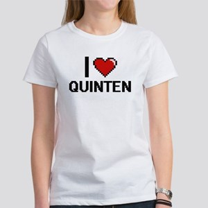 I Love Quinten T-Shirt