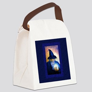 WIZARD Canvas Lunch Bag