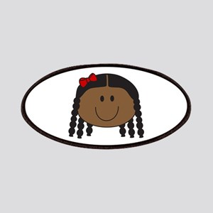 LITTLE GIRL FACE Patch