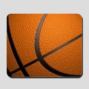 Basketball Big Wide Mousepad