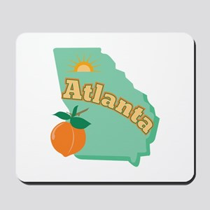Atlanta Mousepad