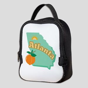 Atlanta Neoprene Lunch Bag
