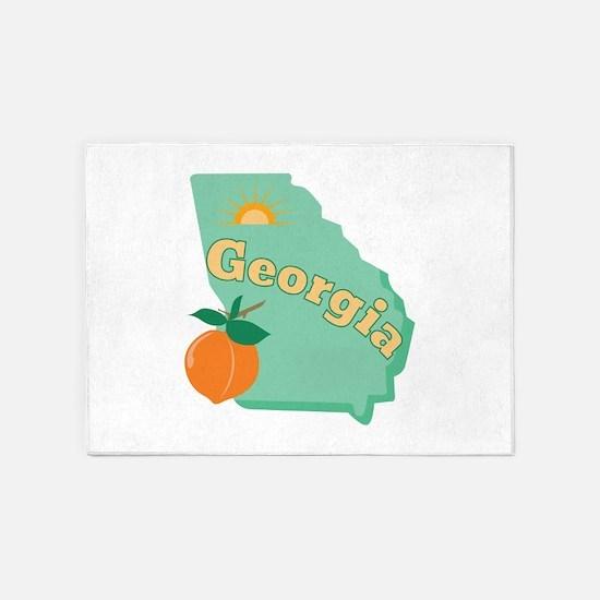 Georgia 5'x7'Area Rug