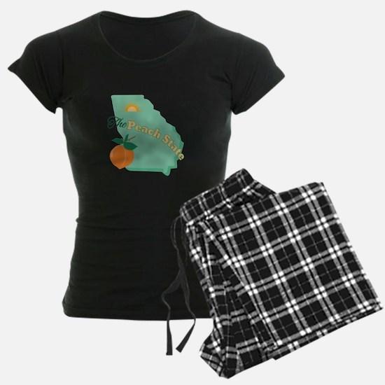 Peach State Pajamas