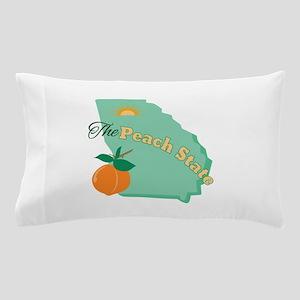 Peach State Pillow Case