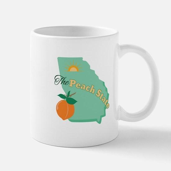Peach State Mugs