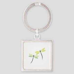 Dragonflies Keychains