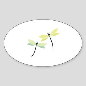 Dragonflies Sticker