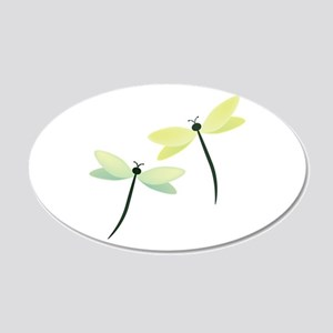 Dragonflies Wall Decal