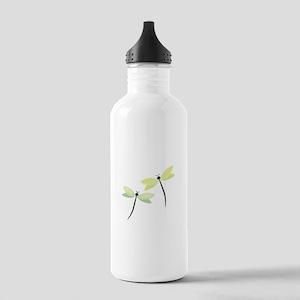 Dragonflies Water Bottle