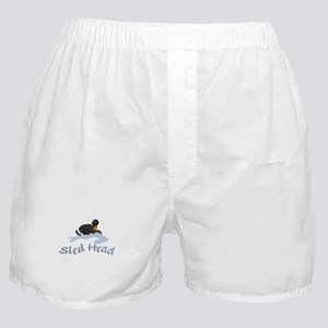 Sled Head Boxer Shorts