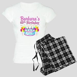 CELEBRATE 65 Women's Light Pajamas