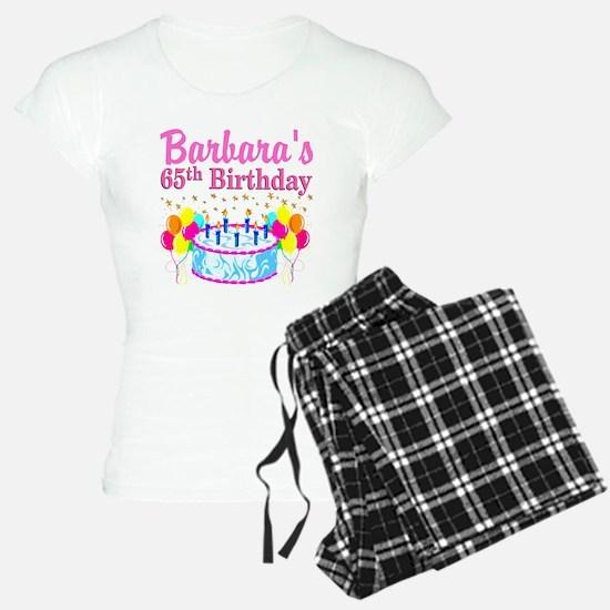 CELEBRATE 65 Pajamas