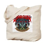 Baboon RisingTote Bag (not tat kind of toting(