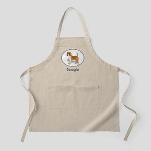 Beagle Apron