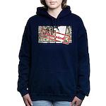 Women's Hooded Sweatshirt (dark) 4