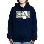 Women's Hooded Sweatshirt (dark) 3