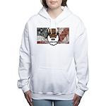 Women's Hooded Sweatshirt (lite) 2