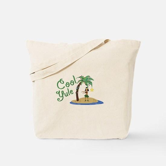 Cool Yule Tote Bag