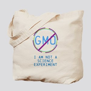 Not An Experiment Tote Bag
