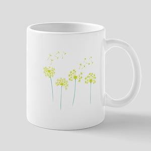 Dandellions Mugs