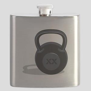 Kettle Bell Flask