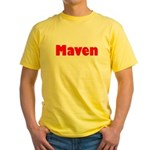 Maven Yellow T-Shirt