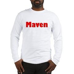 Maven Long Sleeve T-Shirt