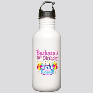 CELEBRATE 70 Stainless Water Bottle 1.0L