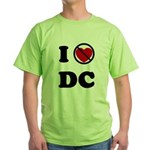 Green WILLisms.com T-Shirt