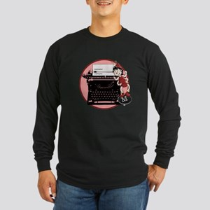 archy loves mehitabel Long Sleeve T-Shirt